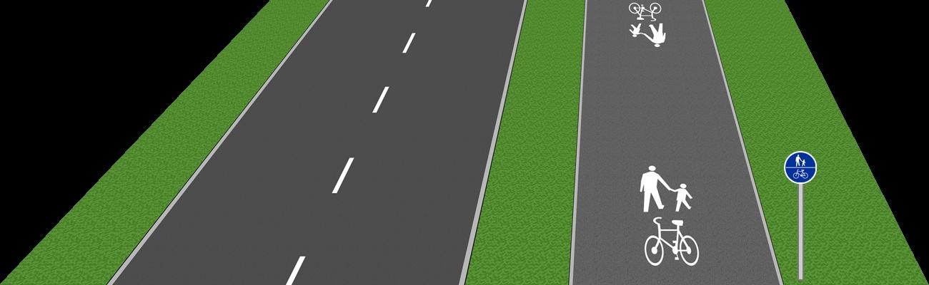 droga pieszo-rowerowa